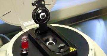 Analizator Wielkości Nanocząstek