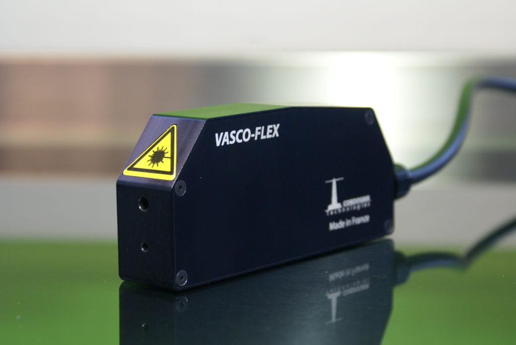 Analizator wielkości cząstek Vasco Flex