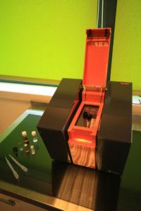 Laserowy analizator uziarnienia